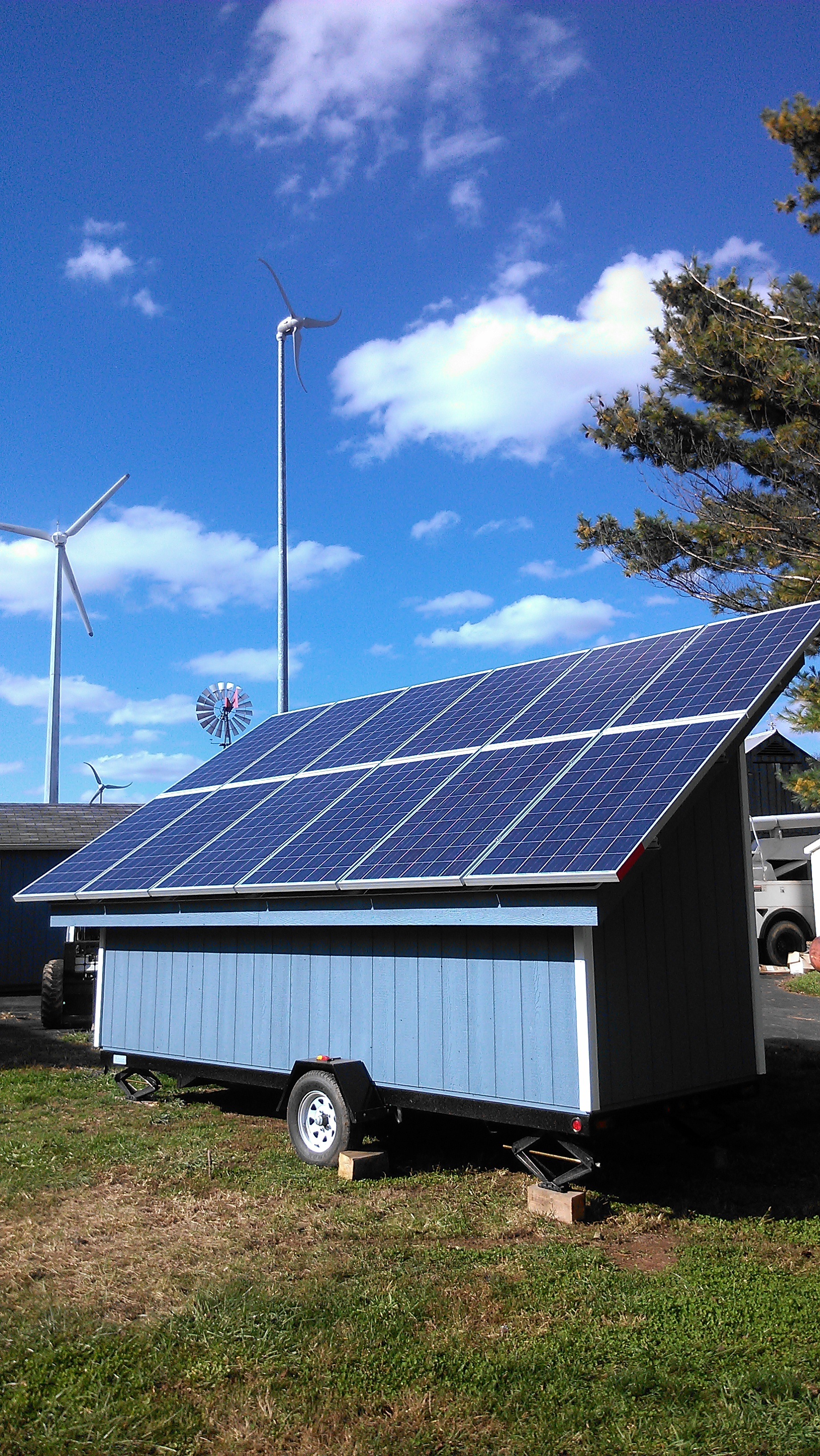 Solar Kits For Sheds Pictures